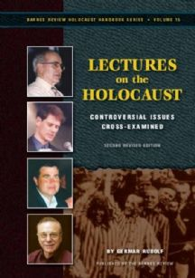 Rudolf, Germar:Lectures on the Holocaust. Controversial Issues Cross Examined